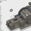 3Dプリンタでフリスク太鼓たたき装置を作った