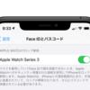 マスク着用時にApple WatchでiPhoneをロック解除する設定と使い方【更新】