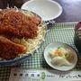 会津若松駅近くでランチ 名物・ソースカツ丼を地元のお店で食べて正解!