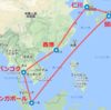 SQ787-10の初便に乗りに、とにかくしんどかった東南アジア弾丸旅行まとめ