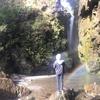 徳島県での初詣なら轟神社でしょ!滝と虹のセッションを拝んだよ!