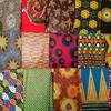アフリカの布で服、つくったよ!