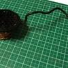 ヘルメット内スピーカー配線の修繕