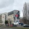 ベルリンの壁 イーストサイドギャラリーを歩く