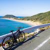 クロスバイクにBryton Rider410を取り付け、伊良湖岬へ