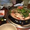 韓国料理 in福島