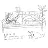 【出産予定日+1d】怠惰な一日