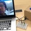 AIY Voice Kit + Web カメラで顔認識(誰かそこにいる?)