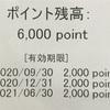 【優待】アトム 2,000円(2020年累計137,249円)
