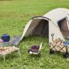 日本のキャンプシーンにピッタリ!ホールアースの新作テント2020!