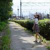 柚奈あやかさん その3 ─ 北陸モデルコレクション 2021.7.25 富山市稲荷公園 ─