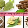 Indian Spices Exporters Listing Top Spices That Bless Your Stomach