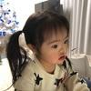 プレゼントと挨拶(3歳4ヶ月)