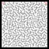 普通の迷路:問題20