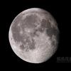 立待月(月齢17.697)