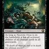 好きなカードを紹介していく。第七十六回「壊死のウーズ」