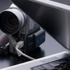 Webカメラ代用としての一眼。