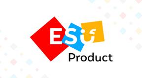 株式会社エスプロダクトさまのロゴ・Webサイトリニューアルのお手伝いをしました