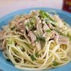 【レシピ】夏におすすめ!オクラと豚バラのパスタ!