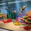 もう水族館はないのだ #osaka  #三番街 #元水族館 #レゴ