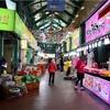 《江陵》旅の〆は中央市場を散策