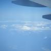 エア・タヒチ・ヌイは機内に乗った時から南国気分