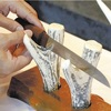 隕石で作った「流星刀」奉納…小樽・龍宮神社