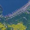 Google Earthで時空断裂的に東海道五十三次を旅してみました