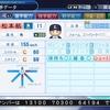 パワプロ2018作成 ドラフト候補 松本航(投手)