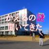 【謎すぎる】テクノパーク桜のカエル像、一体あれは何なのか、、大使の探検がついに完結!【カエル像】
