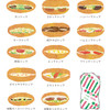 「地元の喫茶店シリーズ1」…ロロのホットドッグ