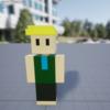 MagicaVoxelで作成したモデルをUE4で利用する (2) StaticMesh編