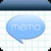 iPhoneユーザーの手に一瞬でなじむメモアプリ『LINE風メモ』