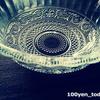 【セリア】その美しさは100均食器No.1?……直径13㎝の昭和チックなガラスボウル。