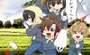 廃校阻止のため目指せ米人気UP!4月開始の米擬人化アニメ「ラブ米」コミカライズ