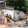 メキシコ地震、死者90人に 歴史的建造物も被害