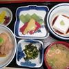 高野山での昼食は精進料理
