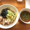沖縄そば一方通行(浦添市)五通つけ麺 730円