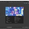 Blender のバージョンアップを行う。 最新版のインストール