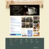 サイト100選 @迅 投稿24:カフェ・ド・クリエ のウェブサイト