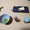 今日のお茶 (2017-10-01)