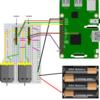 Raspberry Pi 3 で WiFiラジコン(3) 〜 電子回路(基盤)
