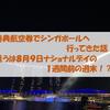 JAL特典航空券で行ったシンガポール旅行!8月のシンガポールはナショナルデイ1週間前がおすすめ☆ホテルはJWマリオットかな(^^)