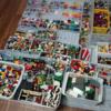 【パーツ数は万越え!?】家にあるレゴ、全部仕分けしてみた