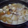 幸運な病のレシピ( 1931 )夜:カツオたたき(紫蘇ニンニクポン酢)、ホタルイカ釜揚げ、おでん