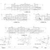 卒業設計の課題発表(断面図)