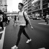 渋谷スナップ【Monochrome ver】|RICOH GR