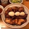 ランチ日記 #50  京橋の栄一「焼鳥丼」