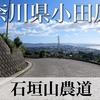 【動画】神奈川県小田原市 石垣山農道