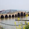 街道をゆくでも取り上げられた川と並行に架かる橋・蘇州宝帯橋を訪ねる!